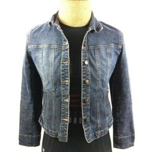 Vintage A.M.I. Denim Jacket Women's Sz S